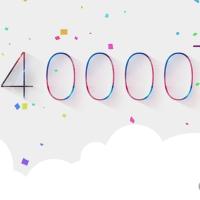 逸创云客服企业用户突破40000+-微信题图